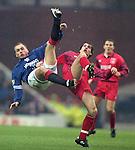 Gary Bollan, Rangers