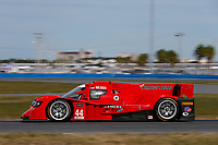 IMSA Prototype Challenge<br /> The Roar Before the Rolex 24<br /> Daytona International Speedway<br /> Daytona Beach, FL USA<br /> Friday 5 January 2018<br /> 44, Josh Hurley, Gary Gibson, LMP3, Ave-Riley AR2<br /> World Copyright: Jake Galstad<br /> LAT Images
