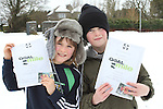 Cathal Quinn and Max McGloin at the Goal Mile on St. Stephens Day...(Photo credit should read Jenny Matthews www.newsfile.ie)....This Picture has been sent you under the conditions enclosed by:.Newsfile Ltd..The Studio,.Millmount Abbey,.Drogheda,.Co Meath..Ireland..Tel: +353(0)41-9871240.Fax: +353(0)41-9871260.GSM: +353(0)86-2500958.email: pictures@newsfile.ie.www.newsfile.ie.