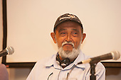 Washington DC, USA. Chico Vive conference, 5th April 2014. Conference speaker Raimundo Mendes.