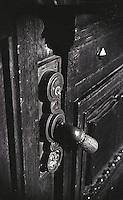 Old door knob<br />