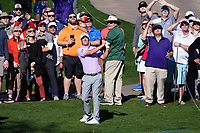 Luke List (USA) In action during the final round of the Waste Management Phoenix Open, TPC Scottsdale, Phoenix, Arizona, USA. 01/02/2020<br /> Picture: Golffile | Phil INGLIS<br /> <br /> <br /> All photo usage must carry mandatory copyright credit (© Golffile | Phil Inglis)