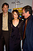 "Robin Williams and David Duchovny and Zelda ..at the ""House of D"" movie screening at the Tribeca Film Festival on May 7, 2004 in New YOrk City. ..Photo by Robin Platzer, Twin Images"
