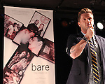 Choreographer Travis Wall attending the 'BARE' celebrates National Coming Out Day at the Snapple Theater Center on October 11, 2012 in New York City.