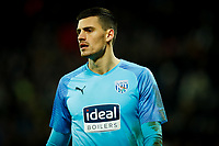 3rd March 2020; The Hawthorns, West Bromwich, West Midlands, England; English FA Cup Football, West Bromwich Albion versus Newcastle United; Jonathan Bond of West Bromwich Albion