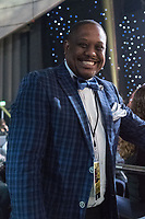 LAS VEGAS, NV - NOVEMBER 26: Rubin Ervin at the rehearsal for the 66th Miss Universe Pageant at The AXS at Planet Hollywood in Las Vegas, Nevada on November 26, 2017. Credit: Damairs Carter/MediaPunch /NortePhoto NORTEPHOTOMEXICO