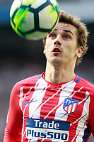 Atletico de Madrid's Antoine Griezmann during La Liga match. April 8,2018. (ALTERPHOTOS/Acero) /NortePhoto NORTEPHOTOMEXICO