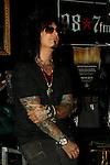 NIKKI SIXX (Frank Carlton Ferrana, Jr). 2010 Sunset Strip Music Festival. West Hollywood, CA, USA. August 28, 2010. ©CelphImage.