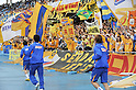 APRIL 23, 2011 - Football : 2011 J.LEAGUE Division 1 between Kawasaki Frontale 1-2  Vegalta Sendai at Kawasaki Todoroki Stadium, Kanagawa, Japan. (Photo by Atsushi Tomura /AFLO SPORT) [1035]