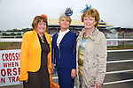 Enjoying Ladies Day at the Listowel Races on Friday were: Catherine O'Leary, Murt Breen, Josephine Duane, Maria O'Leary and Siobhan O'Leary from Newmarket and Currow