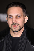 "Dynamo<br /> arriving for the ""Bright"" European premiere at the BFI South Bank, London<br /> <br /> <br /> ©Ash Knotek  D3364  15/12/2017"