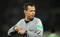 FUSSBALL   1. BUNDESLIGA    SAISON 2012/2013    13. Spieltag   VfL Wolfsburg - SV Werder Bremen                          24.11.2012 Schiedsrichter Markus Schmidt