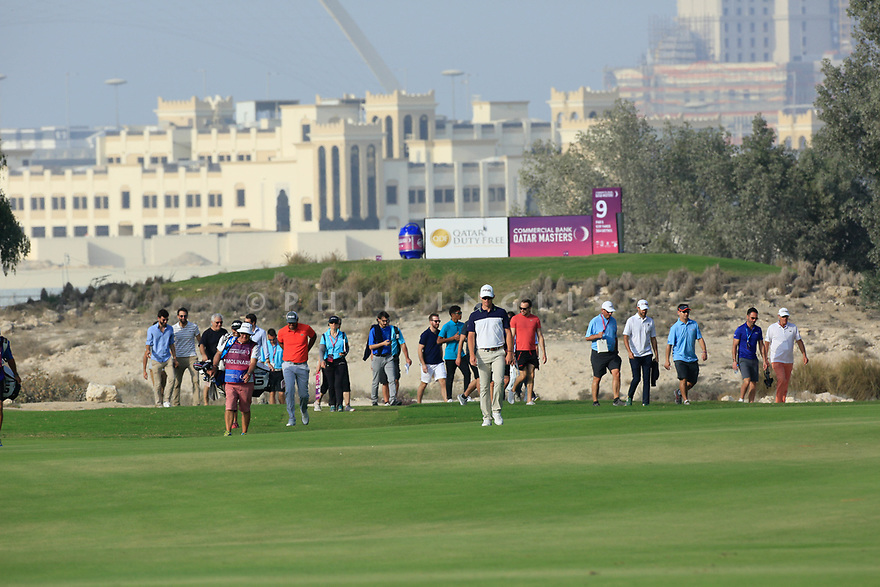 Brandon Stone (RSA) during the second round of the Commercial Bank Qatar Masters played at Doha Golf Club, Qatar. 23/02/2018<br /> Picture: Golffile | Phil Inglis<br /> <br /> <br /> All photo usage must carry mandatory copyright credit (&copy; Golffile | Phil Inglis)