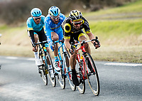 Picture by Alex Broadway/SWpix.com - 06/03/2018 - Cycling - 2018 Paris Nice - Stage Three - Bourges to Ch&acirc;tel-Guyon  - <br /> <br /> NOTE : FOR EDITORIAL USE ONLY. THIS IS A COPYRIGHT PICTURE OF ASO. A MANDATORY CREDIT IS REQUIRED WHEN USED WITH NO EXCEPTIONS to ASO/Alex Broadway MANDATORY CREDIT/BYLINE : ALEX BROADWAY/ASO