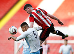 David Parkhouse of Sheffield Utd during the Professional Development League play-off final match at Bramall Lane Stadium, Sheffield. Picture date: May 10th 2017. Pic credit should read: Simon Bellis/Sportimage