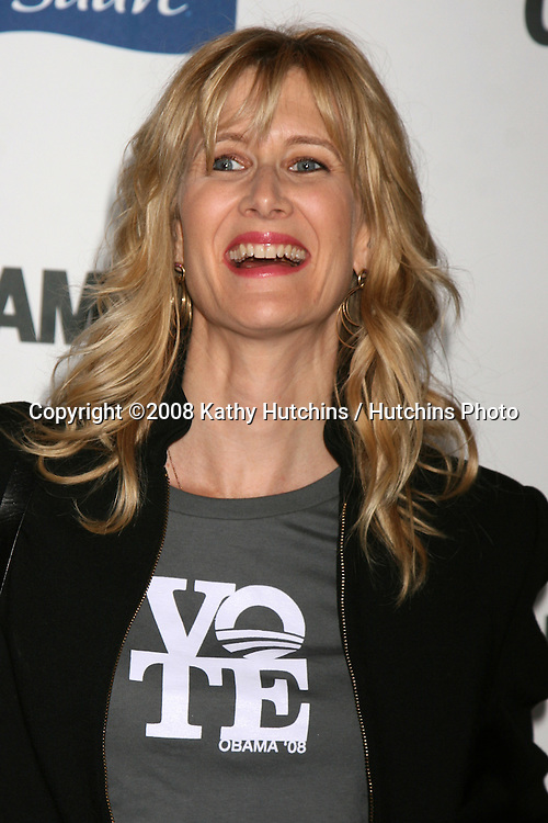 """Laura Dern arriving at the """"Glamour Reel Moments"""" Premieres of a Series of Short Films Written & Directed by Women in Hollywood at the Director's Guild Theater in Los Angeles, CA.October 14, 2008.©2008 Kathy Hutchins / Hutchins Photo...                ."""