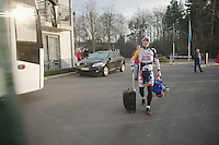 Ronde van Vlaanderen 2013..André Greipel (DEU) ready to roll