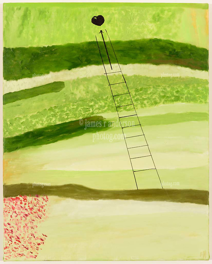 Original Artwork by Frieda Howling, Stratford CT