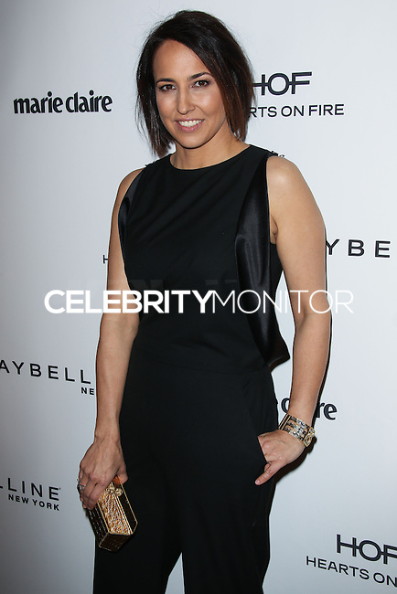 WEST HOLLYWOOD, CA, USA - APRIL 08: Anne Fulenwider at the Marie Claire Fresh Faces Party Celebrating May Cover Stars held at Soho House on April 8, 2014 in West Hollywood, California, United States. (Photo by Celebrity Monitor)