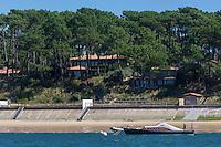 France, Gironde (33), Bassin d'Arcachon, Pyla-sur-Mer,  // France, Gironde, Bassin d'Arcachon, Pyla-sur-Mer,