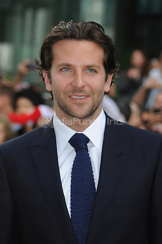TORONTO, ON - SEPTEMBER 09: Bradley Cooper at the 'Silver Linings Playbook' premiere during the 2012 Toronto International Film Festival at Roy Thomson Hall on September 9, 2012 in Toronto, Canada. © mpi01/MediaPunch Inc.