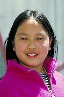 VIETNAMESE-AMERICAN GIRL. VIETNAMESE-AMERICAN GIRL. SAN FRANCISCO CALIFORNIA USA.