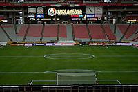 Photo before the match Ecuador vs Peru, Corresponding Group -B- America Cup Centenary 2016, at Univesity of Phoenix Stadium,<br /> <br /> Foto previo al partido Ecuador vs Peru, Correspondiante al Grupo -B-  de la Copa America Centenario USA 2016 en el Estadio de la Universidad de Phenix, en la foto: Vista General<br /> <br /> <br /> 0806/2016/MEXSPORT/Osvaldo Aguilar.