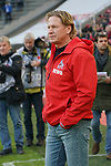 30.11.2019, RheinEnergieStadion, Koeln, GER, 1. FBL, 1.FC Koeln vs. FC Augsburg,<br />  <br /> DFL regulations prohibit any use of photographs as image sequences and/or quasi-video<br /> <br /> im Bild / picture shows: <br /> Markus Gisdol Trainer, Headcoach (1.FC Koeln), vor dem Spiel <br /> <br /> Foto © nordphoto / Meuter