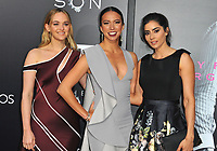 www.acepixs.com<br /> <br /> April 3 2017, LA<br /> <br /> (L-R) Jess Weixler, Elizabeth Frances and Paola Nunez arriving at the premiere of AMC's 'The Son' at the ArcLight Hollywood on April 3, 2017 in Hollywood, California. <br /> <br /> By Line: Peter West/ACE Pictures<br /> <br /> <br /> ACE Pictures Inc<br /> Tel: 6467670430<br /> Email: info@acepixs.com<br /> www.acepixs.com