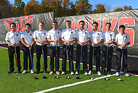 UHart Golf Team Photos 11/8/2017