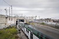 - Milano, quartiere Ortica, snodo ferroviario<br /> <br /> - Milan, Ortica district, railway junction