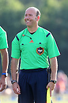 24 June 2014: Assistant referee Bill Ditmar. The Carolina RailHawks of the North American Soccer League played the Los Angeles Galaxy of Major League Soccer at Koka Booth Stadium at WakeMed Soccer Park in Cary, North Carolina in the fifth round of the 2014 Lamar Hunt U.S. Open Cup soccer tournament. The RailHawks won the game 1-0 in overtime.