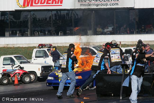 Shakedown at Etown 2009.