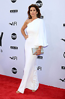 HOLLYWOOD, CA - JUNE 7: Cindy Crawford at the American Film Institute Lifetime Achievement Award Honoring George Clooney at the Dolby Theater in Hollywood, California on June 7, 2018. <br /> CAP/MPI/DE<br /> &copy;DE//MPI/Capital Pictures