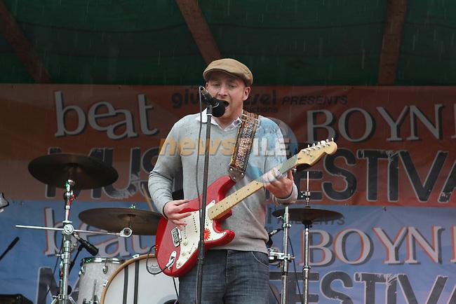 Beat on the Boyne Gigs in Clarkes Car Park...(Photo Jenny Matthews/www.newsfile.ie)