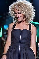 11 June 2017 - Nashville, Tennessee - Kimberly Schlapman, Little Big Town. 2017 CMA Music Festival Nightly Concert held at Nissan Stadium. Photo Credit: Dara-Michelle Farr/AdMedia