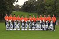 Ryder Cup 2012 European Team
