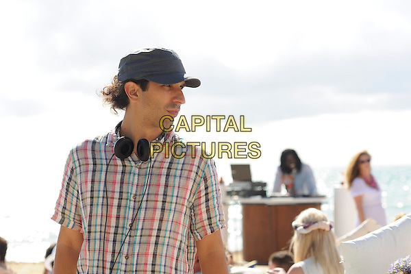 Javier Ruiz Caldera (Director)<br /> on the set of Three Many Weddings (2013) <br /> (Tres bodas de mas)<br /> *Filmstill - Editorial Use Only*<br /> CAP/NFS<br /> Image supplied by Capital Pictures