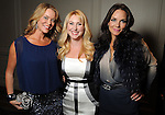 From left: Megan Sutton-Reed, Kelli Tumey and Laurel Ross at the Una Notte in Italia event at the Westin Galleria Hotel Friday Nov. 07, 2014.(Dave Rossman photo)