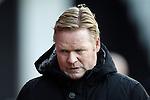 Nederland, Alkmaar, 25 november  2012.Eredivisie.Seizoen 2012-2013.AZ-Feyenoord.Ronald Koeman, trainer-coach van Feyenoord