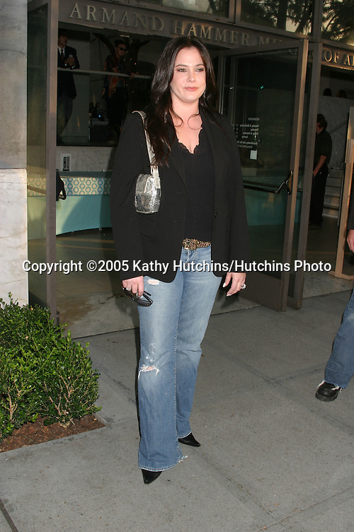 Liza Snyder.CBS TCA Summer Press Tour Party.(TCA = Television Critics Association).Los Angeles, CA.July 19, 2005.©2005 Kathy Hutchins / Hutchins Photo