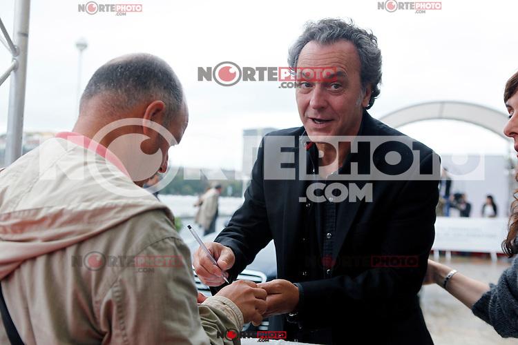 Jose Coronado arrives to Maria Cristina Hotel to attend the 61 San Sebastian Film Festival, in San Sebastian, Spain. September 20, 2013. (ALTERPHOTOS/Victor Blanco) /NortePhoto
