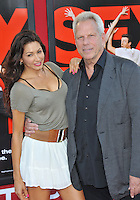 Producer Steve Tisch &amp; guest at the world premiere of his movie &quot;Sex Tape&quot; at the Regency Village Theatre, Westwood.<br /> July 10, 2014  Los Angeles, CA<br /> Picture: Paul Smith / Featureflash