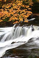 Waterfalls, Upper Peninsula of Michigan