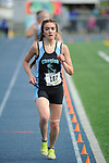 1337<br /> <br /> Chugiak&rsquo;s Brynn Kruchoski in the 3200 on Friday. Photo for the Star by Michael Dinneen