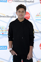 "LOS ANGELES - NOV 18:  Mason Coutinho at the UCLA Childrens Hospital ""Party on the Pier"" at the Santa Monica Pier on November 18, 2018 in Santa Monica, CA"