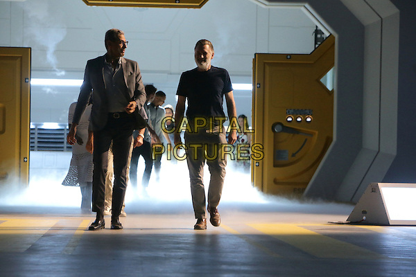 Independence Day: Resurgence (2016) <br /> Bill Pullman &amp; Jeff Goldblum<br /> *Filmstill - Editorial Use Only*<br /> CAP/KFS<br /> Image supplied by Capital Pictures