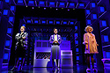 9 to 5 The Musical opens at the Savoy Theatre. Picture shows: Caroline Sheen (Violet Newstead), Amber Davies (Judy Bernly), Natalie McQueen (Doralee Rhodes).