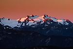 Mount Olympus, 7,965 feet, Olympic National Park, Washington