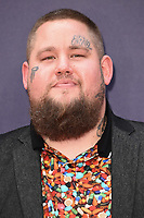 "LONDON, UK. June 16, 2019: Rag n Bone Man arriving for the ""Toy Story 4"" premiere at the Odeon Luxe, Leicester Square, London.<br /> Picture: Steve Vas/Featureflash"